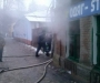 В Сумах сгорел секонд-хенд (фото)