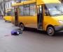 ДТП в Сумах: маршрутка сбила пенсионерку, пострадавшая скончалась на месте (фото)