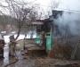 На Сумщине у себя в доме сгорел мужчина (фото)