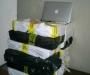 В Сумской области таможенники задержали партию дорогих ноутбуков (фото)
