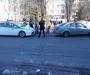 В Сумах на пешеходном переходе автомобиль наехал на пятилетнего ребенка (фото)