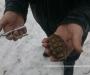 На Сумщине пограничники задержали мужчину с гранатой (фото)