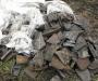 На Сумщине мужчина пытался сдать на металлолом почти тонну канализационных люков (фото)