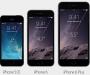 Apple в 2015 году выпустит три новых iPhone