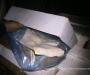 Сумские пограничники задержали автомобиль с тонной сала (фото)