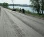 На Сумщине водитель сбил пешехода и скрылся с места ДТП (фото)