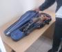 Сумские таможенники изъяли старинную скрипку, которую мужчина пытался вывезти в Россию (фото)