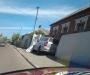 В Сумах водитель не справился с управлением и влетел в забор  (фото)