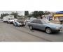 Тройное ДТП в центре Сум (фото)