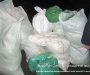 На Сумщине задержали контрабандные сало и орехи (Фото)