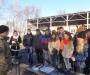 Заряжай – пли! Сумские школьники проинспектировали военный гарнизон