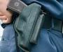 Полицейский пистолет против косы на Сумщине