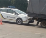 Полицейское ДТП в Сумах (Фото+видео)