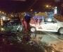 Ночное ДТП в Сумах (фото)