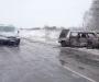 После резкого ухудшения погодных условий под Сумами произошло дорожно-транспортное происшествие (ФОТО)