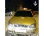 Поддельное такси в Сумах (Фото)