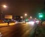 ДТП в Сумах: сбил и уехал. Не на долго (Фото)