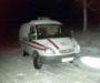 Cпасатели Сумщины освободили из снежного заноса легковой автомобиль  и «скорую» (Фото)