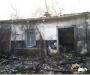 Пожарные Сумщины ликвидировали пожар в нежилом домовладении (Фото)