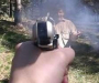 Вооруженные соседские разборки в Сумах (Видео)