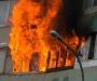 Пожар в Сумах. Жертв нет