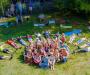 Фестиваль «Кульбаба» собрал под Сумами любителей альтернативного отдыха (Фото)