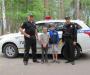 На Сумщине разыскали малолетних беглецов (Фото)