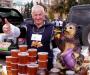 В Сумы привезут яблоки и мед нового урожая