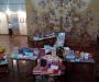 В Сумах в библиотеке организовали инсталляцию к 1 сентября (фото)