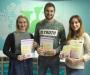 Студенты СумГУ – лауреаты Международного фестиваля «Кришталеві джерела» (Фото)