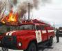 Пожар в жилом доме на Сумщине (Фото)