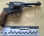 Револьвер и патроны изъяли на Сумщине (Фото)
