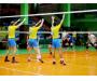 Сумские волейболисты возглавили высшую лигу
