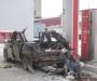 Взрыв на автозаправке на Сумщине (Видео)