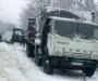 Освобождение из снежного плена на Сумщине (Фото)