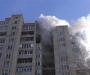 Пожар с эвакуацией в Сумах (Фото)