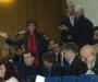 Сумские депутаты не торопятся на заседания, зато спешат на обед