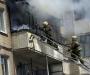 Предрассветный пожар в Сумах