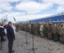 На Сумщину вернулись воины АТО (Видео)