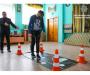 Сумские школьники испробовали на себе, как быть пьяным за рулем (Фото+видео)