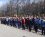100 призовників відправили Суми до армії (Фото)