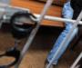 На транспортировке краденого полицейские Сумщины задержали двух злоумышленников