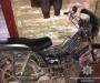 Полицейские Сумщины задержали похитителя мопеда (Фото)