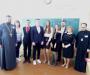 Сборная команда Сум - победители Всеукраинского турнира юных философов и религиеведов