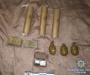 Партию оружия из зоны АТО обнаружили на Сумщине (Фото)