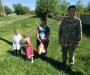 Преступницу, которая с несовершеннолетними детьми незаконно пересекла границу, задержали на Сумщине