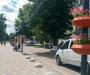 В Сумах озеленили Театральную площадь (Фотофакт)