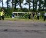 Масштабное ДТП на Сумщине. 8 пострадавших (Фото)
