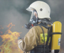Пожар в центре города: вечернее ЧП в Сумах (+ФОТО)