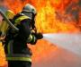 Пожар в Сумах: горел дом на двух хозяев (+ФОТО)